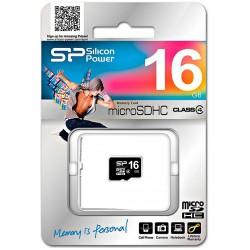 Carte micro SDHC 16 Go