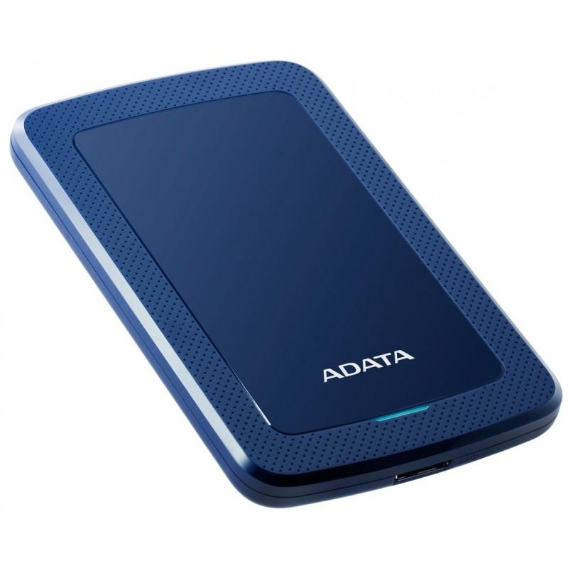 DISQUE DUR EXTERNE ADATA HV300 USB 3.1 / 1 TO / BLEU
