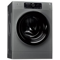 Machine à laver Whirlpool Fresh Care FWG 71253 SB / 7 Kg / Silver