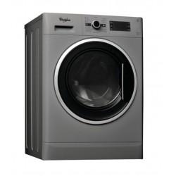 Machine à laver Whirlpool Fresh Care FWG 81284 W / 8 Kg / Silver