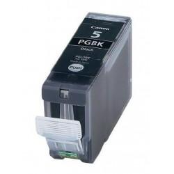 Cartouche Adaptable Compatible Canon PGI 5 / Noir