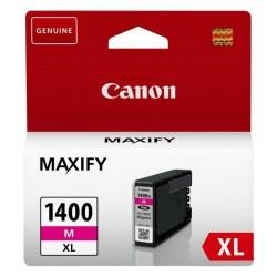 Cartouche Originale Canon MAXIFY PGI-1400XL / Magenta