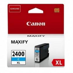 Cartouche Originale Canon MAXIFY PGI-2400XL / Cyan