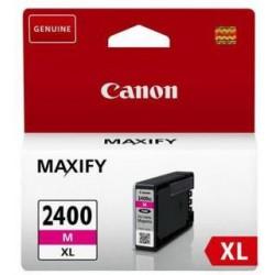 Cartouche Originale Canon MAXIFY PGI-2400XL / Magenta