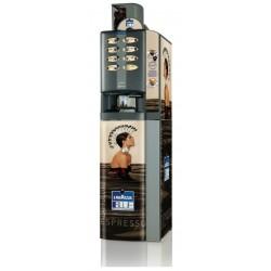 Machine à café à capsule Lavazza BLEU Colibri avec Monnayeur