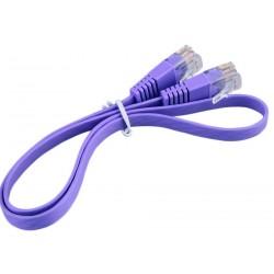 Câble réseau Plat UTP CAT6 / 0.5M
