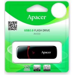 Clé USB Apacer AH333 / 64 Go / Noir
