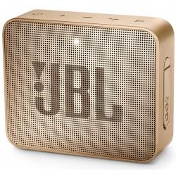 Haut Parleur Portable Bluetooth JBL GO 2 Étanche / Champagne