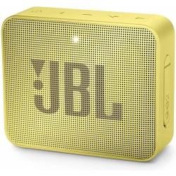Haut Parleur Portable Bluetooth JBL GO 2 Étanche / Jaune