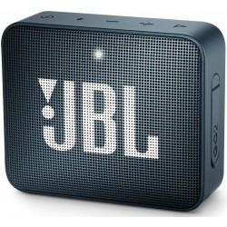 Haut Parleur Portable Bluetooth JBL GO 2 Étanche / Bleu Marine