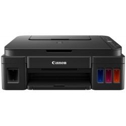 Imprimante à réservoir intégré couleur Canon PIXMA G2411 + Bon d'Achat 20 Dt