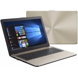 Pc portable Asus VivoBook Max X542UF / i7 8è Gén / 12 Go / Gold + SIM Orange Offerte 30 Go