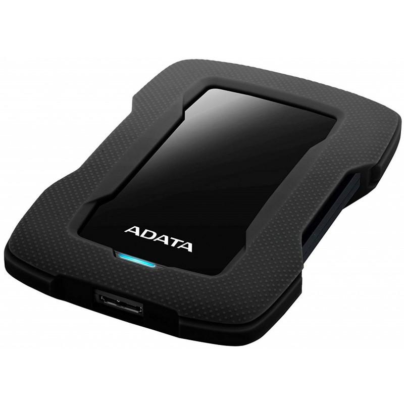 DISQUE DUR EXTERNE ADATA ANTI-CHOC HD330 USB 3.1 / 1 TO / NOIR