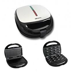 Appareil 2 en 1 Panini / Zouza Home Electronics / 800 W