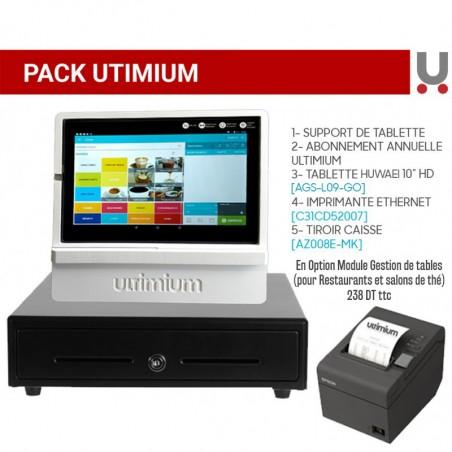 Pack caisse enregistreuse ULTIMIUM