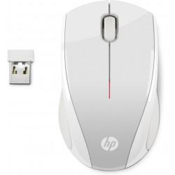 Souris sans fil HP X3000 / Argent vif