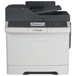 Imprimante Laser Couleur Lexmark CX417de / Réseau / Recto-Verso