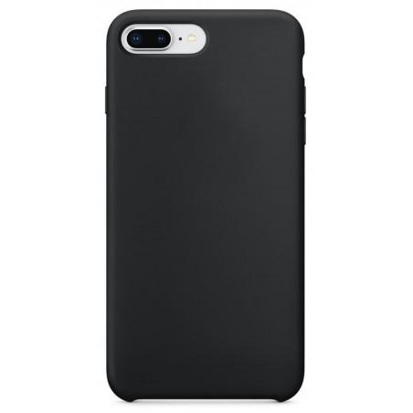 Etui en Silicone Terrys pour iPhone 8 Plus / Noir