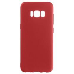 Etui en Silicone Terrys pour Samsung S8 Plus / Rouge
