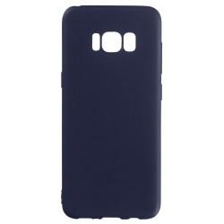 Etui en Silicone Terrys pour Samsung S8 / Bleu