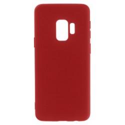Etui en Silicone Terrys pour Samsung S9 / Rouge