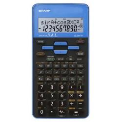 Calculatrice Scientifique Sharp EL-531TH / Bleu