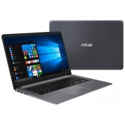 Pc portable Asus VivoBook S15 S510UF / i7 8è Gén / 12 Go / Windows 10 / Gris + SIM Orange 30 Go + Internet Security Bitdefender
