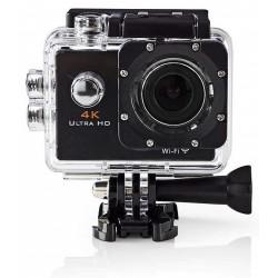 Caméra Sport & Action 4K Ultra HD Nedis  / Wifi