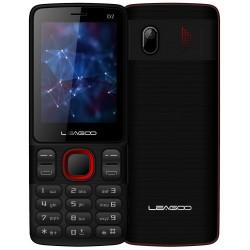 Téléphone Portable Leagoo D2 / Double SIM / Noir
