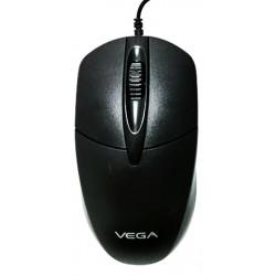 Souris optique VEGA USB Noir