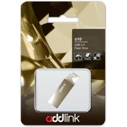 Clé USB Addlink U10 / 16 Go / Champagne