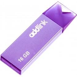 Clé USB Addlink U10 / 16 Go / Violet