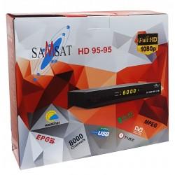 Récepteur Samsat HD9595 Full HD / Wifi + 2 ans IPTV
