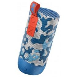 Haut-Parleur Portable Bluetooth JAM Zero Chill / Camo Bleu