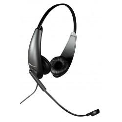 Casque Micro Pro pour centre d'appel Accutone TB710