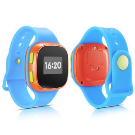 Montre connectée Alcatel Kidsafe Pour Enfant Kidsafe / Bleu