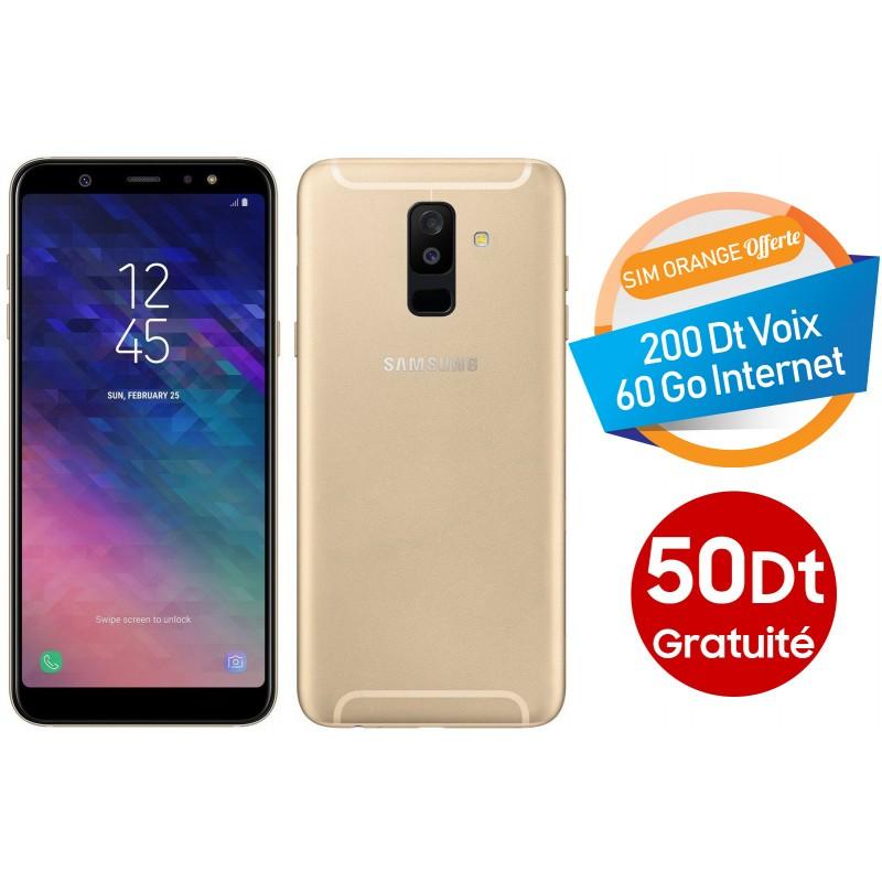 Ff6d9a0dfbb5 Samsung Smartphone Galaxy J6 Plus 4g Au Meilleur Prix
