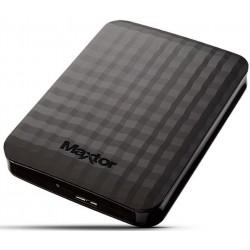 Disque Dur Externe Seagate Maxtor M3 / USB 3.0 / 4 To / Noir