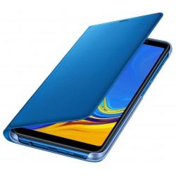 Étui à rabat pour Samsung Galaxy A7 / Bleu