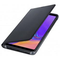 Étui à rabat pour Samsung Galaxy A7 / Noir