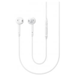 Écouteurs semi intra-auriculaires Samsung / Blanc