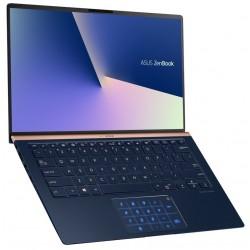 Pc portable Asus ZenBook 14 UX433FN / i7 8è Gén / 8 Go / Bleu + SIM Orange Offerte 30 Go