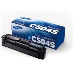 Toner Original Samsung CLT-C504S / Cyan