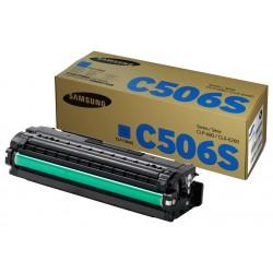 Toner Original Samsung CLT-C506S / Cyan