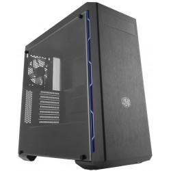 Boitier Gamer Cooler Master MasterBox MB600L Bleu