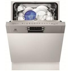 Lave-vaisselle Semi-encastrable Electrolux / 13 Couverts / Inox