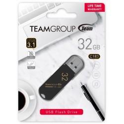 Clé USB TeamGroup C183 / 32 Go / USB 3.1