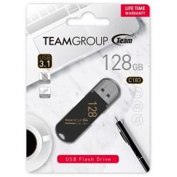 Clé USB TeamGroup C183 / 128 Go / USB 3.1