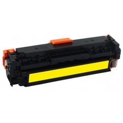 Toner adaptable Compatible HP 201A LaserJet / Yellow