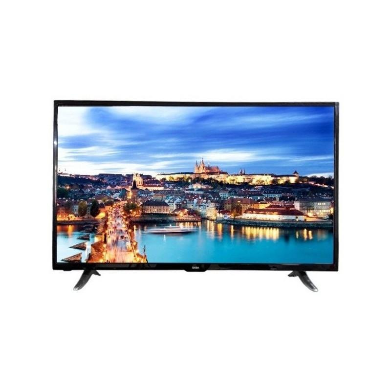 """Téléviseur SABA Smart Full HD 55"""" avec Récepteur Intégré / Wifi"""